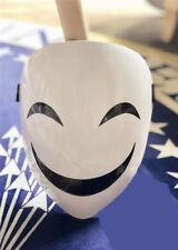 Máscara de animé japonés Negro Bala Hiruko Cosplay Accesorios Holloween Regalos Collection