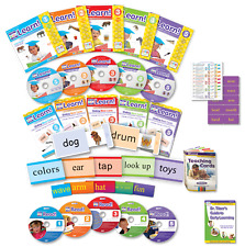 You Baby Can Read ! DELUXE KIT American English
