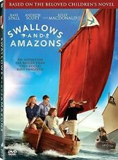 Swallows And Amazons [New DVD]