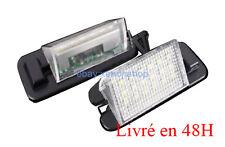 Module Plaque LED BMW E36 1992-1998  Pack Ampoules LED Plaque Blanc