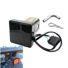 1X 50CM Anhängerkupplung 12LED Rücklicht Bremslicht Rot 12V Auto Anhänger Lampe