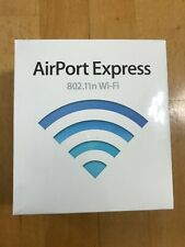 Apple Airport Express 300 Mbps 1-Port 100 Mbps Funk Router (MB321Z/A),Neu