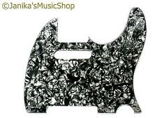 Black pearl Pickguard Scratch Plate fits telecaster guitar 3 plis pick guard