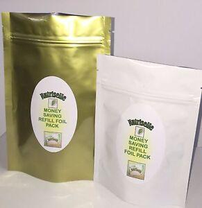 BRANCH CHAIN AMINO ACIDS 90 X 750mg/2000mg Vegetarian  - 100% Pure No Filler