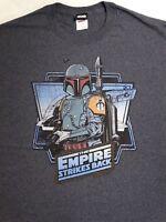 Star Wars The Empire Strikes Back Boba Fett Bounty Hunter T-Shirt