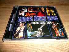 CLIMAX BLUES BAND - WORLD TOUR 1976 - CD - UK BLUES/ROCK - PETER HAYCOCK