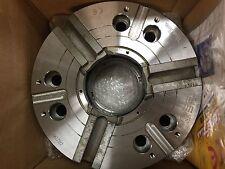 "TON FOU TF3X-12A11 POWER CHUCK 12"" 3-JAW 4.3"" BAR CAPACITY w A11"