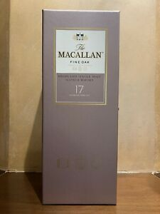 Macallan 17 Years Old