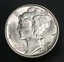 1944-P Mercury Dime Beautiful Original High Grade Example! GC680