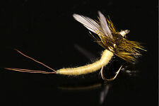 MAI CORPS DETACHE mouche SERENITY - qty/taille - dry may fishing flies detached