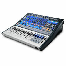 Digital Pro Audio Mixers with 3-Band Equaliser