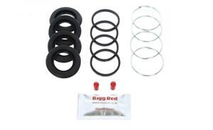 for VOLVO 760 1985-1992 REAR L & R Brake Caliper Seal Repair Kit (3818)