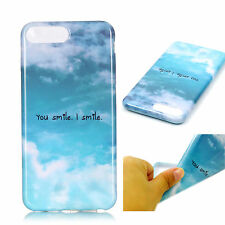 """Ultra-thin Shockproof Slim Soft TPU Case Cover For Apple iPhone 7 Plus 5.5"""" inch"""