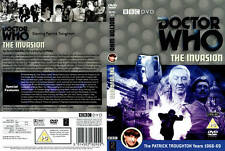 Doctor Who - The Invasion (BBC DVD) Special Edition recreated missing episodes