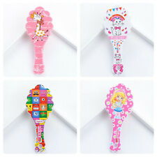 Cartoon Print Kids Hair Brush
