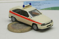 "Herpa 4107: Opel Kadett E   Gsi,   ""Notarzt"""