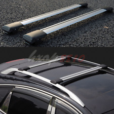 2p Alloy Luggage Carrier Cross Bar Roof Racks For 2008-2013 Infiniti EX EX35/37
