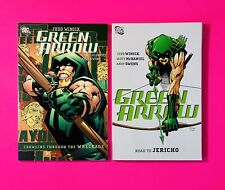 Green Arrow Volumes 8 & 9 (2007) Judd Winick DC COMICS TPB VF