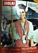 ¡HOLA! nº 1449: Princesa Sofía, Glenda Jackson, Reina Isabel, George Segal,