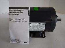 1HP General Purpose Motor, 3-Phase, 1725 Nameplate RPM, Voltage 208-230/4(I26E)