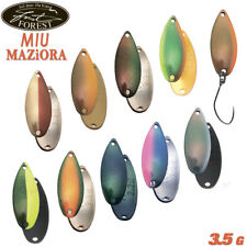 Forest Miu Maziora 3.5 g 31 mm trout spoon various color
