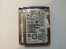 """2 x Hitachi 320Gb 2.5"""" HDD SATA 7mm Hard Drive 7200RPM 6.0gb/s Z7K500-320"""