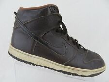 low priced f428d 62f66 NIKE Dunk High Premium Chocolate Brown Sz 12 Men Sneakers