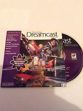 Official Sega Dreamcast Magazine Vol 11 -- Demo Games