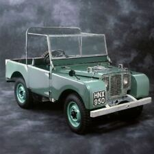 Land Rover RO4 (series 1) Greeting Sound Card By Really Wild Crads