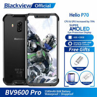 "6.21"" Blackview BV9600 pro 6GB+128GB Smartphone IP68 Waterproof Android 9.0 NFC"