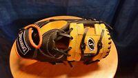 "Spalding Youth 11""  Mesh Series Robinson Cano I-Web Baseball Glove"
