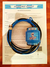 Nouveau Viper VHF 78 4 m 70 MHz Radio Amateur Portable Antenne. Sota/utilisation sur le terrain