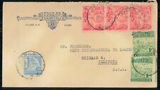 Mayfairstamps Habana Lions Internatl Woman TB Sign Cover wwm_39951