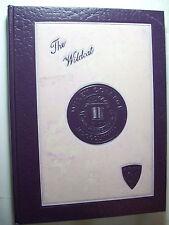 "Yearbook - WILEY COLLEGE 1967 ""WILDCAT"" MARSHALL TEXAS"