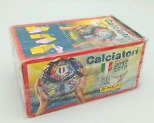 Calciatori panini 2017 2018 Box 100 Packs Version Edicola