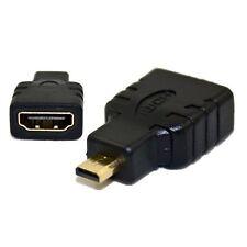 Alta velocità micro HDMI (Tipo D) a HDMI (tipo A) - Adattatore per la connessione TESC.