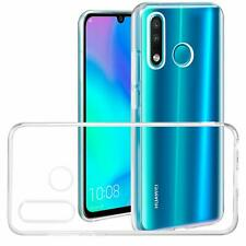 Cover Case For Huawei P30 Lite New Edition Clear TPU Slim Soft