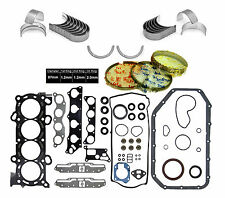 03-06 HONDA ACCORD ELEMENT 2.4L DOHC K24A4 METAL FULL SET *ENGINE RE-RING KIT*