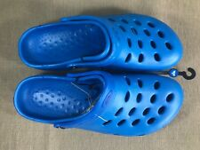 BNWT Mens Sz EURO 41 US 8 Rivers Doghouse Brand Blue Clog Sandals Shoes