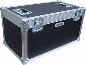 Russian Doll Size 3 Swan Flight Case Road Cable Trunk (Hex)