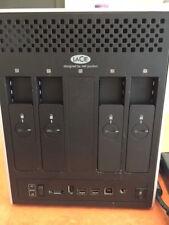 Lacie 4Big Quadra 40TB RAID (4X10TB), USB2.0, Firewire 400/800, eSata 3Gbits
