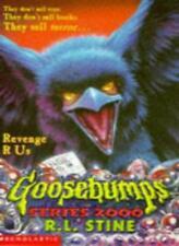 Revenge R Us (Goosebumps Series 2000) By R.L. STINE