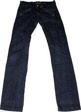 Miss Sixty L32 Damen-Jeans mit geradem Bein aus Denim