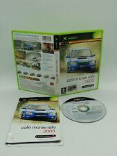 Colin McRae rally 2005 videogioco Microsoft Xbox completo funzionante italiano