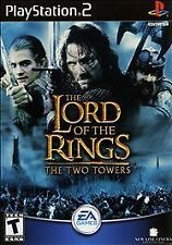 Lord of the Rings The Two Towers (Sony PlayStation 2 Ps2) New(other) - Complete!