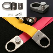 Slingshot Ring Catapult Stainless Steel For Outdoor Shooting Without Rubber Band