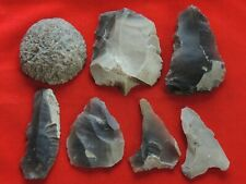 Ancient stone tools of man