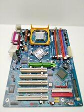 Gigabyte Technology GA-8IPE1000-G, Socket 478, Intel Motherboard + CPU + RAM