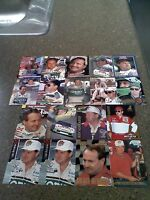 *****Ken Schrader*****  Lot of 50 cards.....39 DIFFERENT / Auto Racing