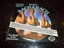 ENA BAGA - The Happy Hammond Plays the Hits of BURT BACHARACH - 1976 UK LP